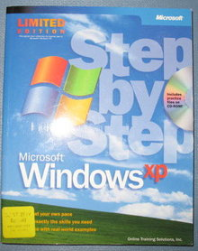 Step by Step Microsoft Windows XP