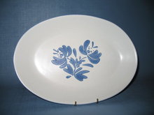 Pfaltzgraff Yorktowne USA oval serving platter