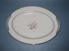 Noritake China Crest oval platter