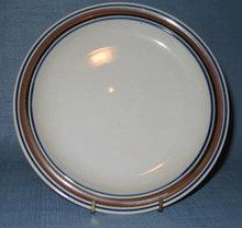 Salem Stoneware salad plate
