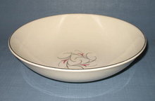 Salem China Serenade round vegetable bowl