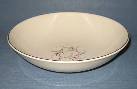 Salem China Serenade round vegetable bowl
