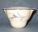 Salem China Serenade covered sugar bowl