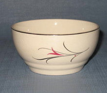 Salem China Serenade cereal bowl