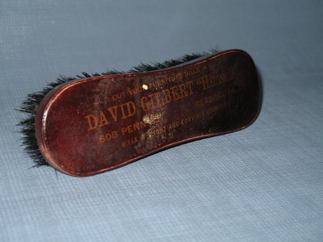 David Gilbert Furniture, Reading PA brush