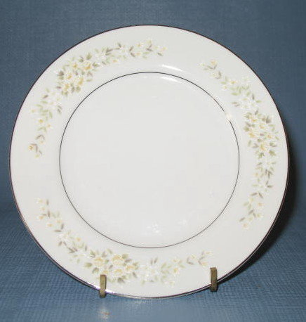 Fine China of Japan Lady Carolyn bread plate