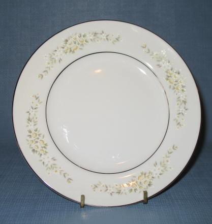 Fine China of Japan Lady Carolyn salad plate