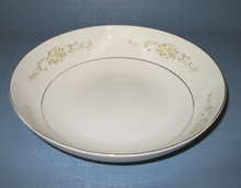 Fine China of Japan Lady Carolyn round vegetable bowl