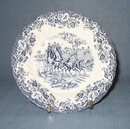 Johnson Brothers Ironstone Coaching Scenes bread plate