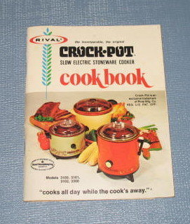 Rival Crock-Pot Cookbook