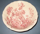 Alfred Meakin Charlotte round vegetable bowl