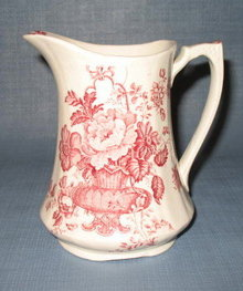 Alfred Meakin Charlotte 16 ounce pitcher