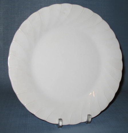 Wallace Heritage dinner plate