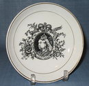 Queen Victoria Diamond Jubilee plate