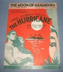The Moon of Manakoora sheet music