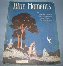 Blue Moments sheet music