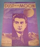 Dust on the Moon sheet music