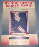 By the River Sainte Marie sheet music