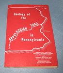 Geology of the Appalachian Trail in Pennsylvania by J. Peter Wilshusen