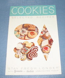 Cookies : Selected Recipes with Ceresota or Hecklers' Unbleached Flour