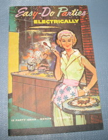 Easy-Do Parties Electrically by Marguerite Fenner
