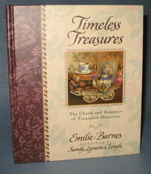 Timeless Treasures by Emilie Barnes