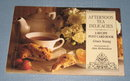 Afternoon Tea Delicacies  : A Recipe Post Card Book by Grace Young