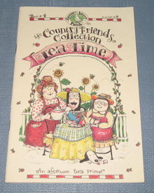 Gooseberry Patch Country Friends Collection Tea Time