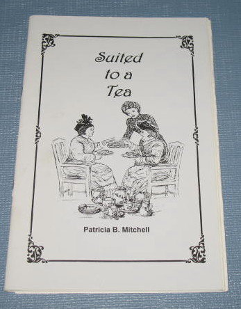 Suited to a Tea by Patricia Mitchell