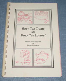 Easy Tea Treats for Busy Tea Lovers by Karen Giordano
