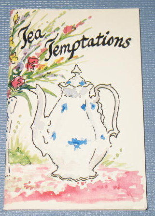Tea Temptations compiled by Shannon Jeter Gridley