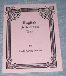 English Afternoon Tea by Linda Ashley Leamer