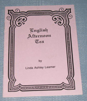 English Afternoon Tea by Linda Ashley Leamer