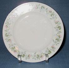 Johann Haviland Forever Spring bread plate