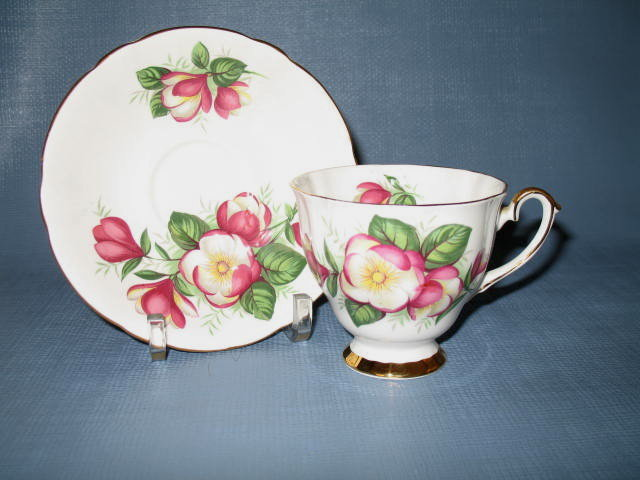 Society Fine Bone China cup and saucer