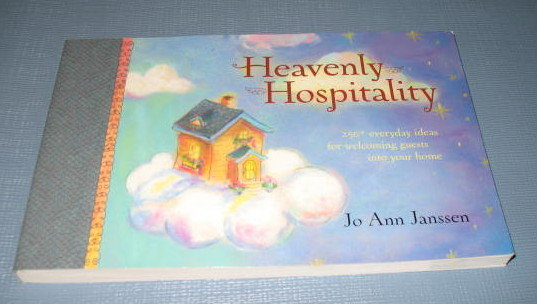 Heavenly Hospitality by Jo Ann Janssen
