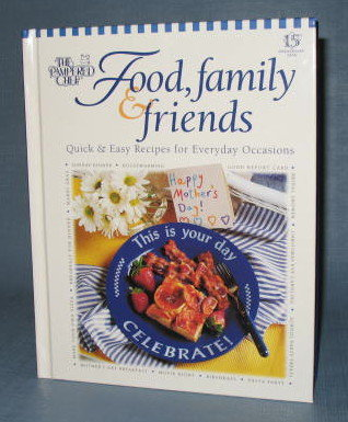 The Pampered Chef Food, Family and Friends