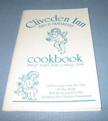 Cliveden Inn Bed and Breakfast Cookbook
