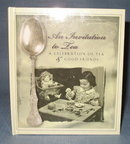 An Invitation to Tea by Ellyn Sanna