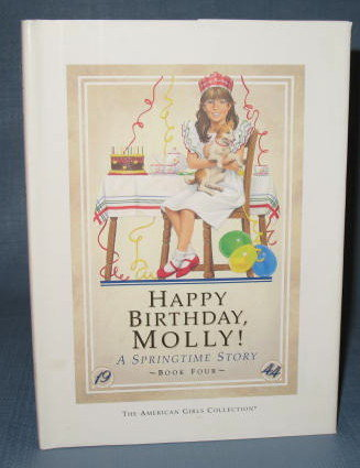 Happy Birthday, Molly by Valerie Tripp