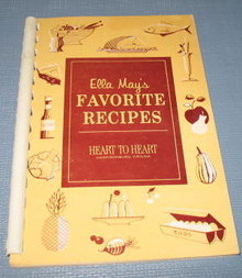 Ella May's Favorite Recipes compiled by Ella May Miller