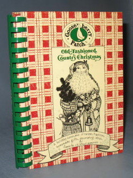 Gooseberry Patch Old-Fashioned Country Christmas