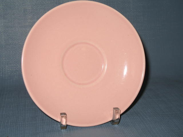 Taylor, Smith, and T. Luray pink saucer
