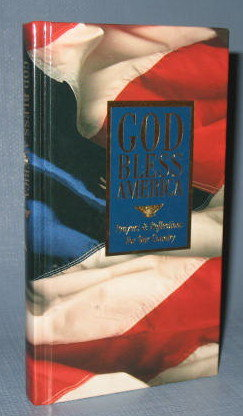 God Bless America : Prayers and Reflections for Our Country from Zondervan