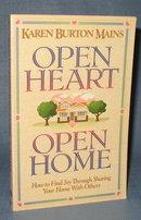 Open Heart Open Home by Karen Burton Mains