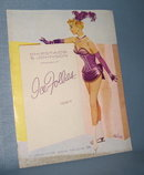 Ice Follies of 1957 souvenir booklet