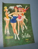 Ice Follies of 1959 souvenir booklet