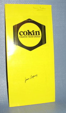 Cokin Creative Filter System by Jean Coquin