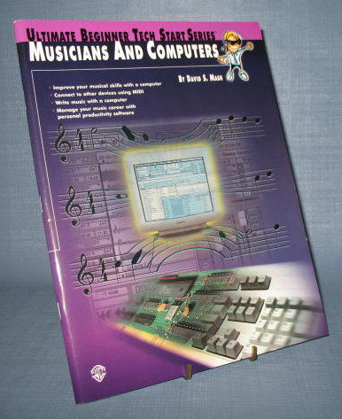 Musicians and Computers by David S. Mash