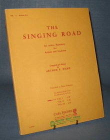 The Singing Road, Volume 1, Medium-Low